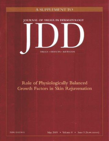 JDD Factores de Crecimiento
