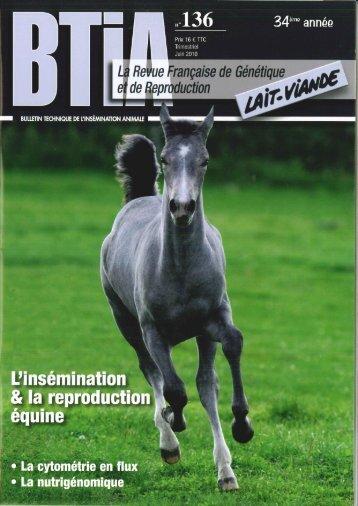 Juin 2010, BTIA, La génomique révolutionne aussi l - Génial ...