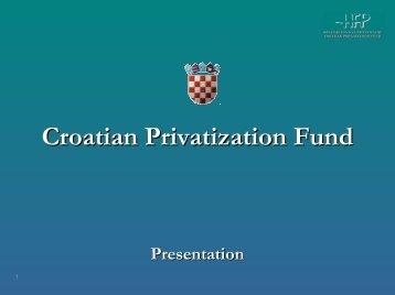 Croatian Privatization Fund