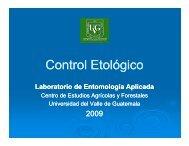 Control Etológico - Manejo Integrado De Plagas