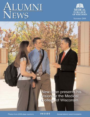 an summer 08.qxp - Medical College of Wisconsin
