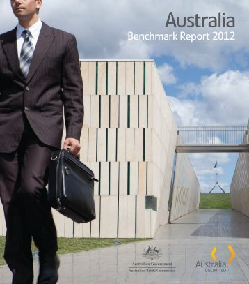 Australia: Benchmark Report 2012 - Financial Services - Austrade