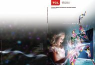 annual report 2012 annual report 2012 - TCL Electronics, Ltd.