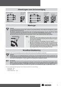 Montage- en gebruiksaanwijzing - Page 5