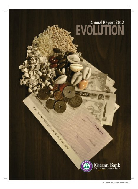 Meezan Bank Annual Report 2012 - Meezan Bank Ltd