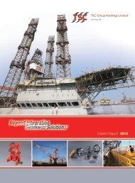 Interim Report 2012 - TSC Offshore