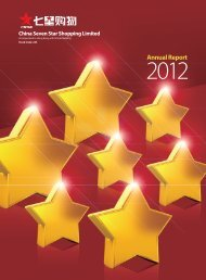Annual Report 2012 - The Standard Finance