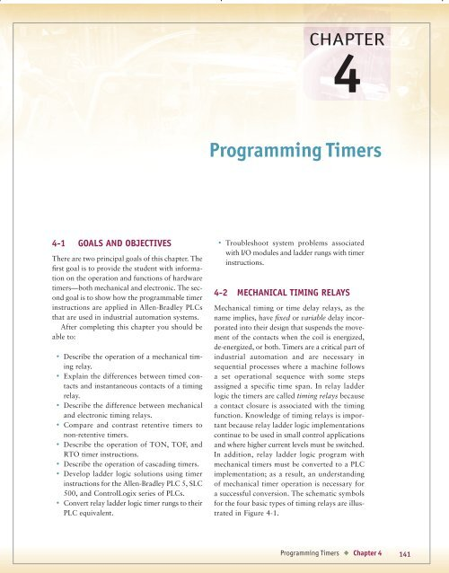 4-1 - Programmable Logic Controllers Text