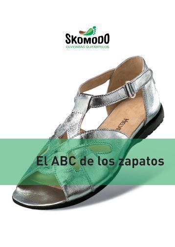 El ABC de los zapatos - Skomodo