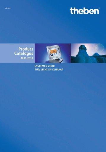 Theben leveringsprogramma 2011/2012