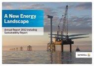 Annual Report 2012 - Vattenfall