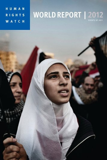 World Report 2012 - Human Rights Watch