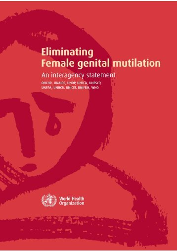 Eliminating Female genital mutilation - libdoc.who.int - World Health ...