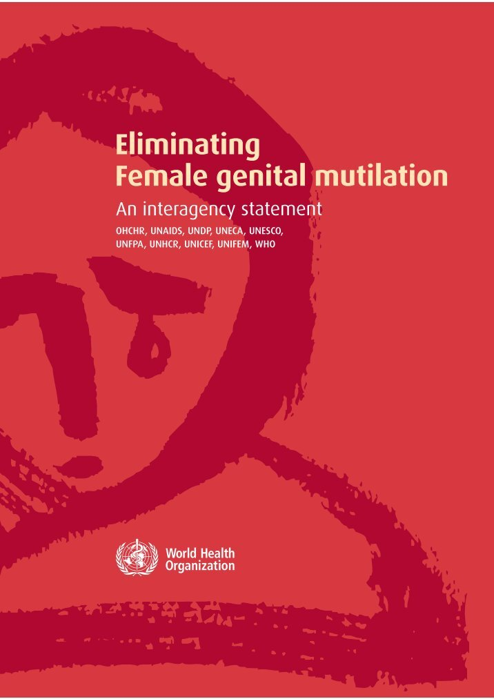 purpose statement research questions and hypothesis in female genital mutilation