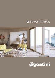 SERRAMENTI IN PVC - Agostinigroup