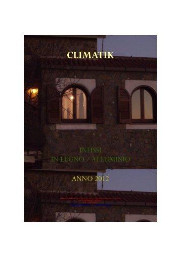 Catalogo infissi in legno alluminio - Falegnameriamaterazzi.it