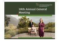 LLB Presentation General Meeting 2010