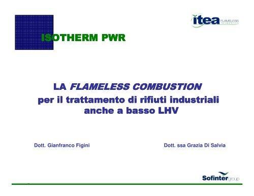Ing. Figini - Itea Spa (Gruppo Sofinter) - Hydrica