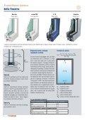 Brochure informativa Il vetro ed il serramento - Tedweb.it - Page 4