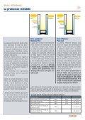 Brochure informativa Il vetro ed il serramento - Tedweb.it - Page 7