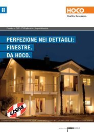 Catalogo generale Hoco (PDF, 3.0 MB) - Usfa
