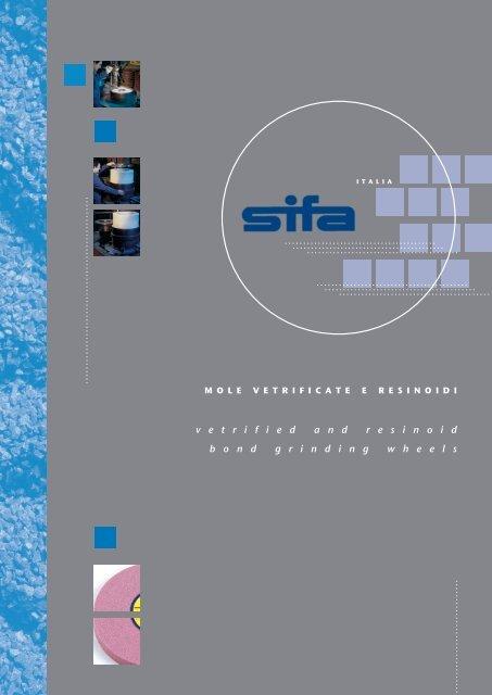 aluminium oxide - SIFA S.p.A.