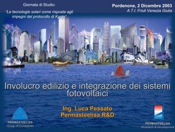 presentazione - Università degli Studi di Trieste
