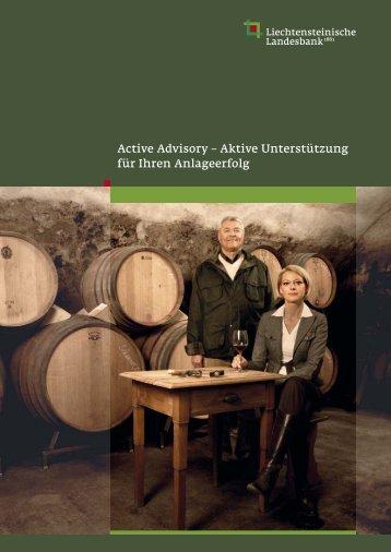 Active Advisory