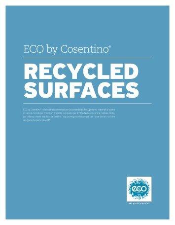 Catalogo - Eco by Cosentino