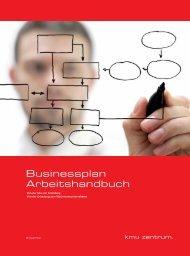 Businessplan Arbeitshandbuch