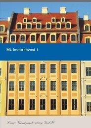 ML Immo-Invest 1 - Tittmann Finanz