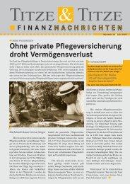 Herunterladen - Titze & Titze Finanzen GbR
