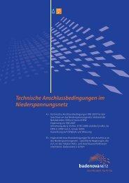 Download (PDF, 1.2MB) - badenovaNETZ GmbH