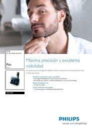 QG3150/30 Philips Kit de cuidado personal - Magnavox