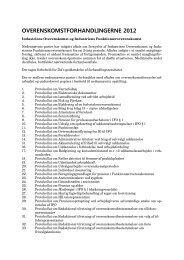 Samlingen af protokollater industrien 2012 - Fagligt Ansvar