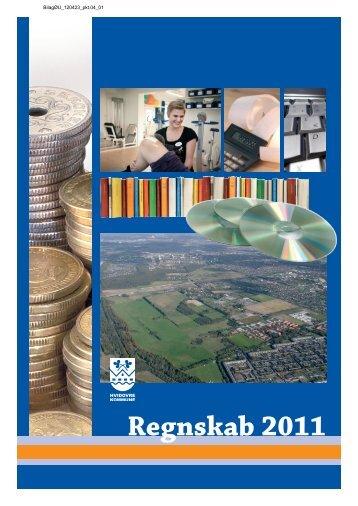 Regnskab 2011 - samlet m. forside.pdf - Hvidovre Kommune