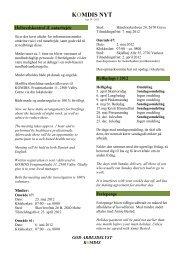 nyhedsbrev 2012 - uge 14 - KomDis
