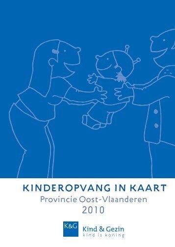 Oost-Vlaanderen (2010) (5MB) - Kind en Gezin