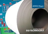 Download POSCO-MALAYSIA Corporate Brochure