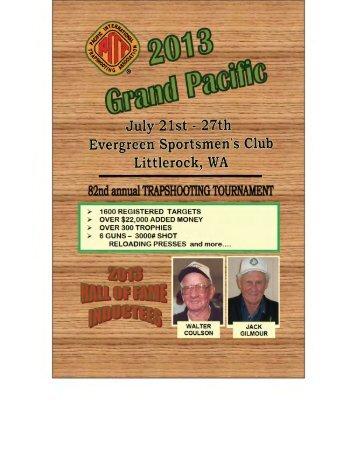 Idaho amateur trapshooting association