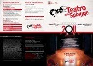 Spettacoli per le scuole Scuola di teatro L'Imbarco - Teatri D'Imbarco