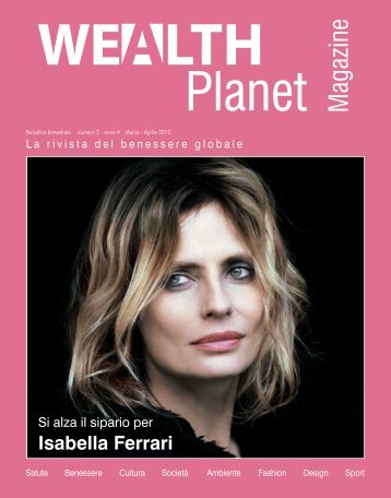 Wealth Planet rivista 2 2012 - Wealthplanet.it