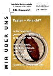 Wir über uns 6, Februar 2012 - Ulm-basilika.de
