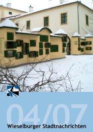 das war 2007 - Wieselburg