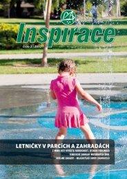 Inspirace 2/2012 - Svaz zakládání a údržby zeleně