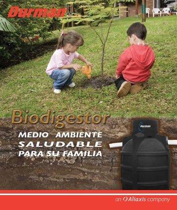 MEDIO AMBIENTE SALUDABLE PARA SU FAMILIA - Durman