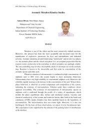 Himani Singhal 110020031 - Chemical Engineering, IIT Bombay