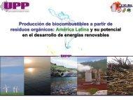Producción de biocombustibles a partir de residuos ... - Conacyt