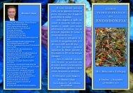 Visualizza Brochure Corso - Studio di endodonzia del Dr. Massimo ...