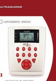 Manuale d'uso Globus LIPOZERO G500 - Bodybuilding